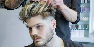 best hairstyles for men with thick hair