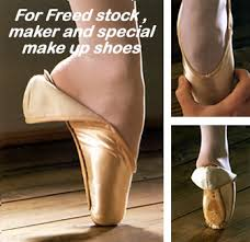 Pointeshoe Com For Freed Maker Pointe Shoes Dancewear And