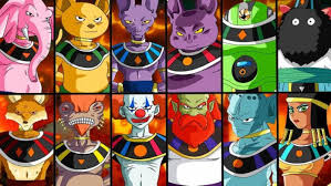 Dragon Ball Super Elimination Chart 15 Strongest God Of Destruction You Never Know