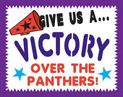 Create A Give Us A Victory Poster Cheerleading Poster