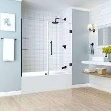 pivot hinged bathtub doors bathtubs the home depot bathtub glass door bathtub glass door cost tub doors