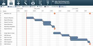 Gantt Chart Resource Allocation Company Gantt Charts Online