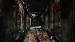 Horror Creepy Hallway Backgrounds ...