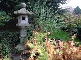 Japanese stone lantern at Kew