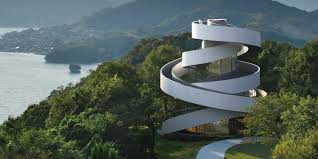 cool real architecture buildings. Wonderful Cool Ribbon Chapel By Hiroshi Nakamura U0026 NAP Co For Cool Real Architecture Buildings N