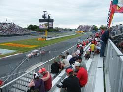 Canadian Grand Prix Grandstand 12 Seating Chart Montreal Circuit Gilles Villeneuve A Day At The Races
