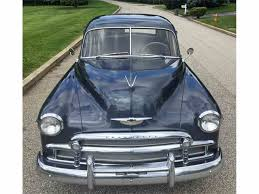 1950 Chevrolet Styleline Deluxe for Sale   ClassicCars.com   CC-989554