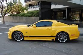 2008 Ford Mustang Custom GT 550R Designed by Tjaarda