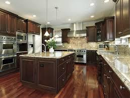 Formal Kitchen Design Cherry Wood Cabinets New Kitchen Design Cherry Cabinets