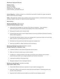 Sample Management Specialist Resume Management Specialist Sample Resume Wocsurvey Com