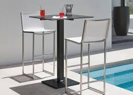 manutti napoli garden bar table without border