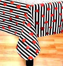 70 inch round vinyl tablecloth poinsettia round vinyl tablecloth new holiday decor