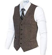 Gioberti Mens Formal Suit Vest At Amazon Mens Clothing Store