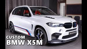 Custom BMW X5M - 3D Design, AC Schnitzer, M Performance - YouTube