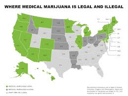 map medical marijuana laws state by state marijuana drug facts a map of the united states of america showing which the current state of medical marijuana
