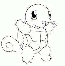 Small Picture Squirtle Coloring Pages Coloring Home