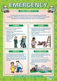 Emergency Peronal And Social Health Education Chart In High
