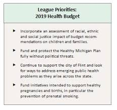 League Advocates For Prioritization Of Programs That Protect