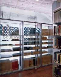 spacesaver glass hinge door library display shelving units spacesaver glass hinge door library spacesaver glass hinge door library