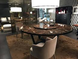 luxury dining room sets marble. Expensive Dining Room Sets Luxury Table With A Round Shape From Marble Designer I