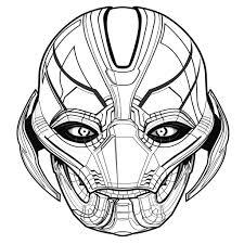 Disegno Degli Avengers Da Colorare Avec Avengers Et Avengers Da