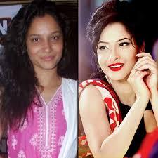 7 tv actresses look shocking sans makeup 7 tv actress who look shocking without makeup actresseswithoutmakeup