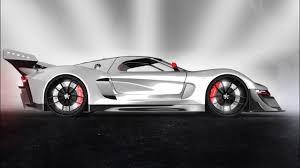 2018 Honda Hypercar Concept  O