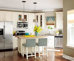 Small Picture Budget Friendly Kitchen Ideas