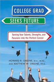 Author And Consultant Matthew Greene Career Plans After College