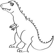 Small Picture Best Photos of Cartoon Dinosaur Coloring Pages Cute Baby
