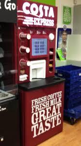 Costa Vending Machine Gorgeous Sjhowardcouk Photoaday 48 Costa Express
