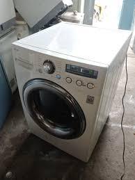 Đồ cũ Việt Trì - Máy giặt LG WD23600 giặt sấy 13/7kg Máy...