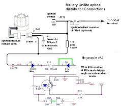 mallory distributor wiring diagram unilite wirdig mallory unilite ignition wiring diagram car tuning