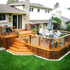 backyard decking designs. Best Backyard Deck Designs Ideas On Decksbackyard Design Decks Patio And Wood Outdoor 2010 Decking