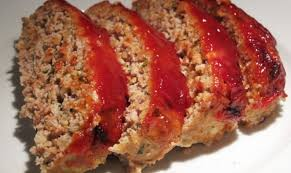 skinny meatloaf weight watchers