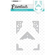 Studio Light Essentials Dies Studio Light Essentials Cutting Embossing Die No 145