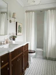 interesting shower curtain ideas small bathroom decorating with best 25 transitional rods on