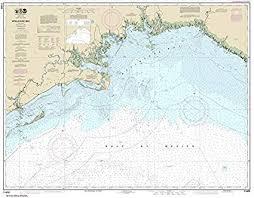 Noaa Nautical Charts For Sale Amazon Com Synthetic Media Noaa Chart 11405 Apalachee Bay