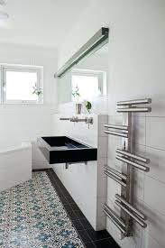 modern towel bar. Towel Bars For Bathrooms Modern Bathroom Contemporary With Light Triangular Bathtub Ada Bar