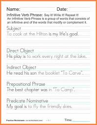 Prepositional-phrase-worksheets & Best 25 Prepositions Worksheets ...