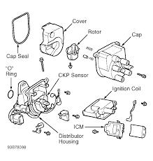 95 Acura Integra Fuel Line Diagram
