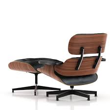 Eames Lounge Chair And ...
