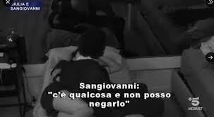 Giulia e Sangiovanni tenero amore ad Amici 20 ma il cantante è deciso:  prima la musica