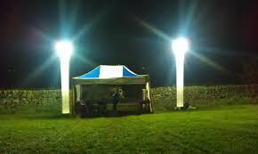 bright outdoor lighting. outdoor event lighting bright