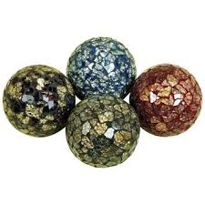 Leopard Decorative Balls Assorted Natural Decorative Balls Vase Filler 100 Count Free 74