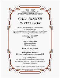 Formal Dinner Invitation Sample Classy Invitation Letter Informal Tnae48 New Formal New Year Invitation