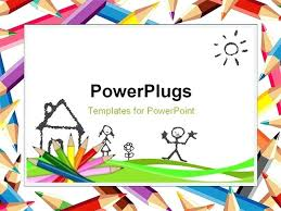 Kid Powerpoint Template Arcgerontology Info