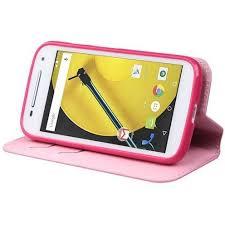 motorola flip phones pink. motorola moto e 4g lte wallet case leather flip cover - pink myphonecase.com phones