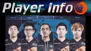 player info newest 2017 tnc fans dota 2 youtube