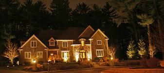 low voltage landscape lighting in lynnfield ma